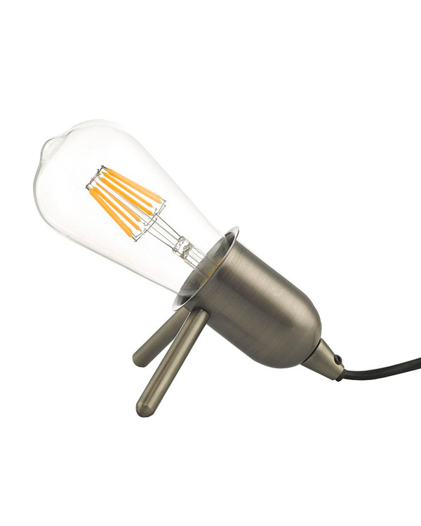 Bordlampe Metall